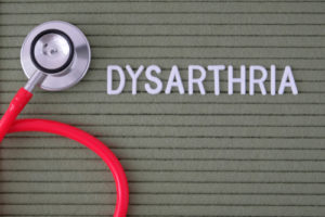 Childhood Dysarthria Lawyer